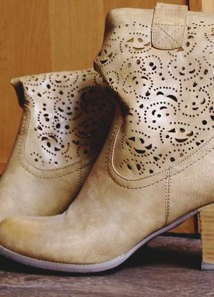 Красивые ботинки весна/осень!