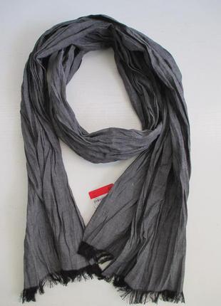 Шарф унисекс хлопок accessoires c&a оригинал европа германия