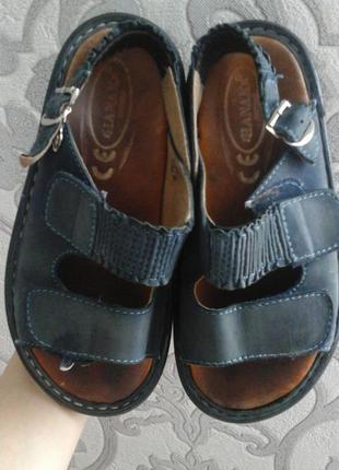 Ортопедические сандали от  hanak