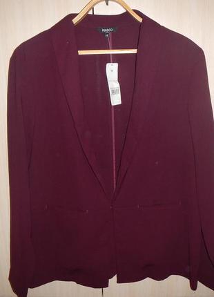 Жакет pep & co р.16 кардиган пиджак