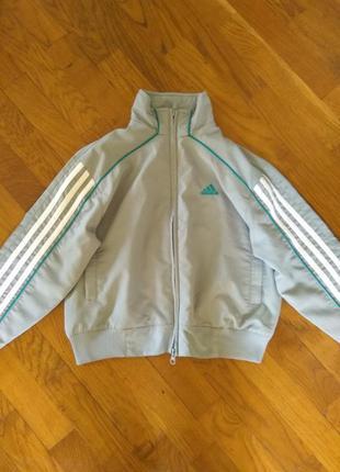 Куртка-вітровка фірми adidas