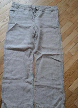 Льняные штаны фирмы george