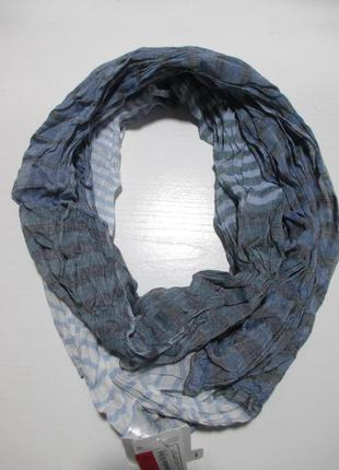 Снуд хомут шарф двойная петля унисекс accessoires c&a оригинал европа германия