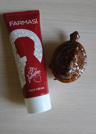 Увлажняющий крем для лица для мужчин be my valentine, фармаси,75 ml