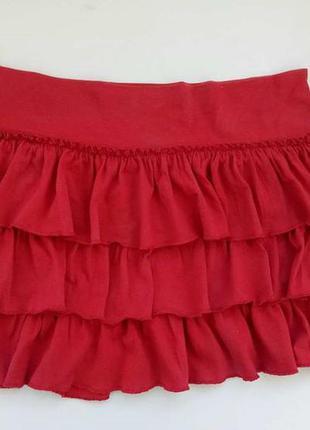 Красная юбка, terranova