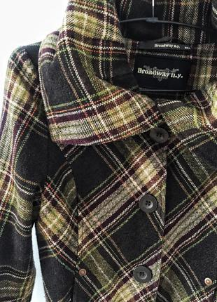 Демисезонное пальто куртка от broadway n.y.