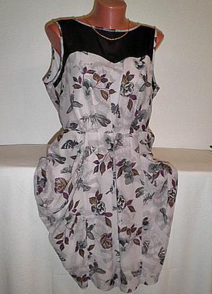 Стильное красивое платье от dorothy perkins