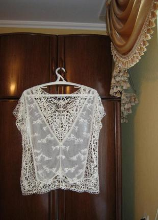 Блуза george, размер 12/14, 100% хлопок
