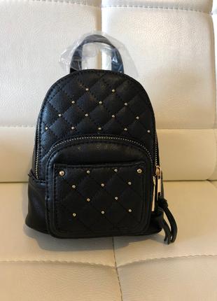 Мини рюкзак из искусственной кожи оригинал из англии
