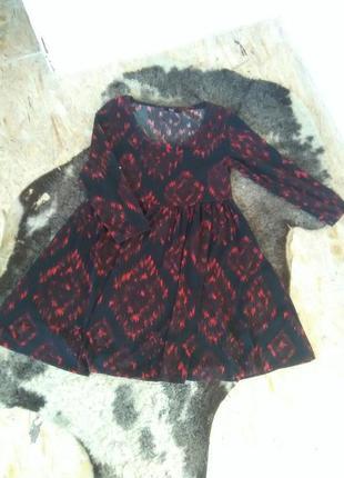 Красивое платье f&f