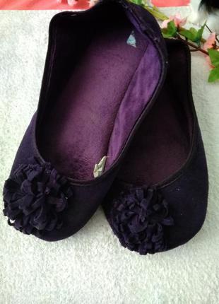 Туфлі кімнатні (тапочки)
