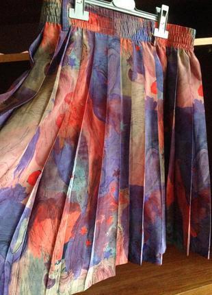 Плиссированная юбка betty barclay