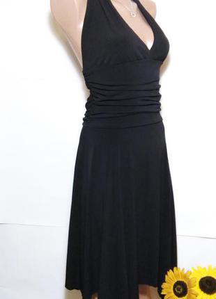 1+1=3 🔥 платье по фигуре интересного кроя от бренда piena размер м -  l
