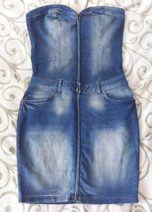 Джинсове плаття