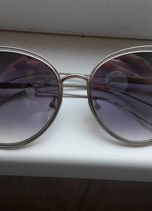 Распродажа!!!!!! солнцезащитные очки тренд 2018(new)