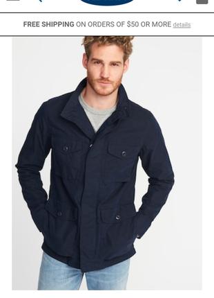 Куртка-пиджак ветровка парка oldnavy zara gap1 фото