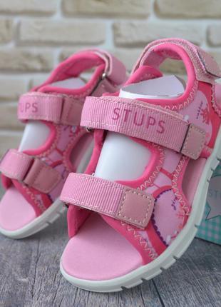 Легкие сандалики stups