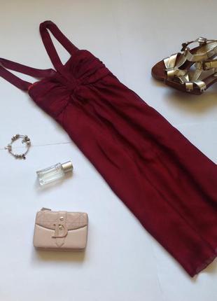 Бордовое платье. смотрите мои объявления!