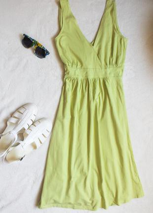 Платье салатовое от columbia c0eddb1430f7d