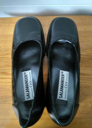 Классические туфли от salamander