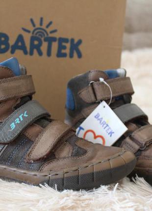 Стильные ботинки деми мальчику р.33