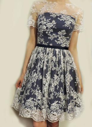 Очаровательное вечернее(выпускное)  платье