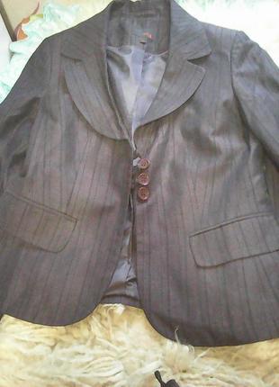 Классический брючный костюм next