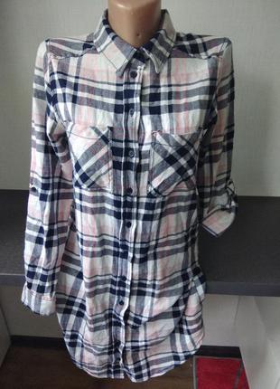 Шикарная платье рубашка primark