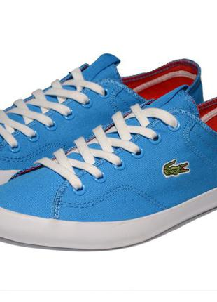 Lacoste ramer sleek trainers blue (36-41 р.)