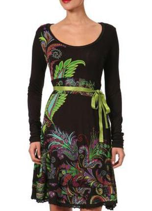 Фирменное яркое платье (другая расцветка)