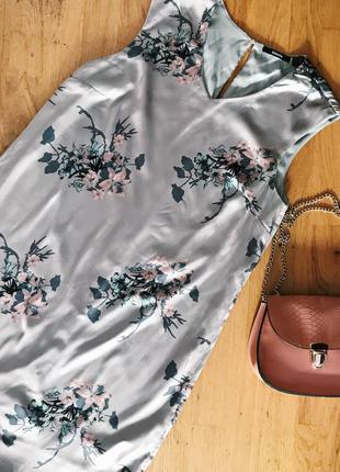 Літнє плаття із шовку!