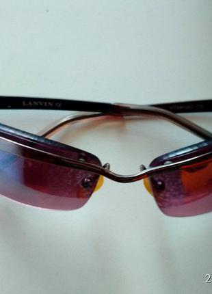 Стильные, брендовые очки lanvin