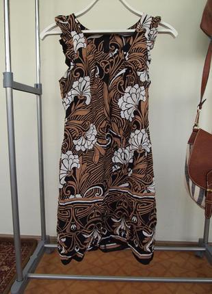 Платье летнее хлопковое dorothy perkins