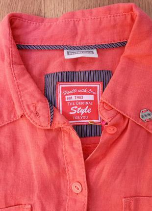 Рубашка (100% лён)