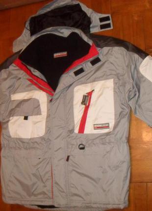 Лыжный мужской костюм tcm ( snow gear ) , размер xxl (56/58)