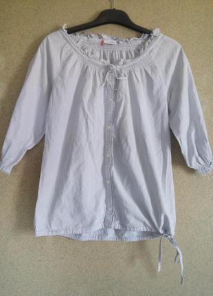 Блуза / сорочка у полосочку next