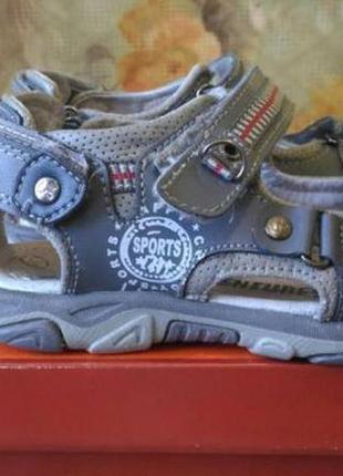 Кожаные ортопедические сандали сандалии босоножки