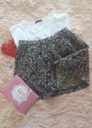 Стильная короткая юбка new look