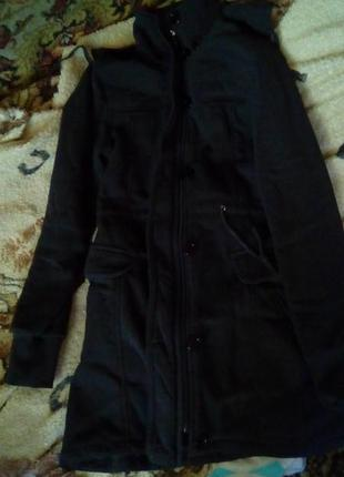 Пальто  тренд размер xl весеннее, осеннее