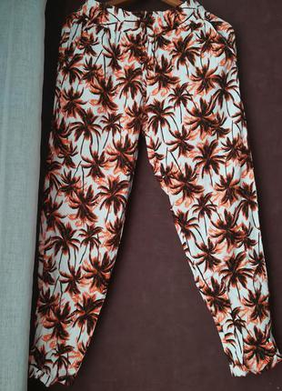 Лёгкие летние брюки dorothy perkins