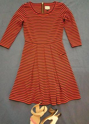 Класное осеннее платье фирми joanie