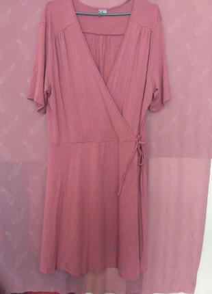 Очень красивое платье из трикотажной вискозы р.24
