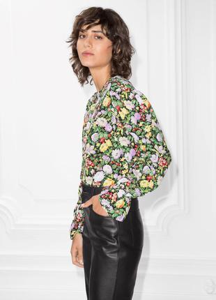 Блуза из шелка & other stories