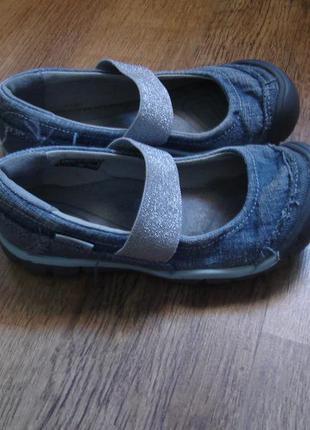 Keen спортивные туфли, мокасины , р 29 (uk 10), стелька 18 см отличное состояние