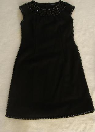 Кашемировое платье burberry london