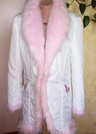 Гламурная куртка -пуховик/куртка-одеяло/пуховик/куртка/пуховик/пальто/плащ