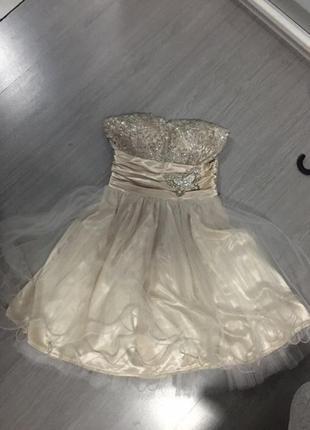 Очень классное платье-пачка
