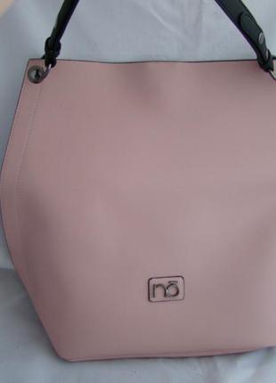 Женская сумка 2 в 1 из экокожи nobo nob e2350 w18