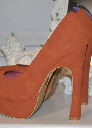 Роскошные туфли в стиле giuseppe zanotti , размер 38