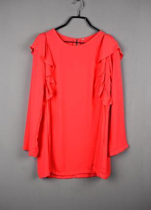 Красная блуза от kappahl